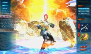 Gunblade Saga Shooter MMORPG Spiele