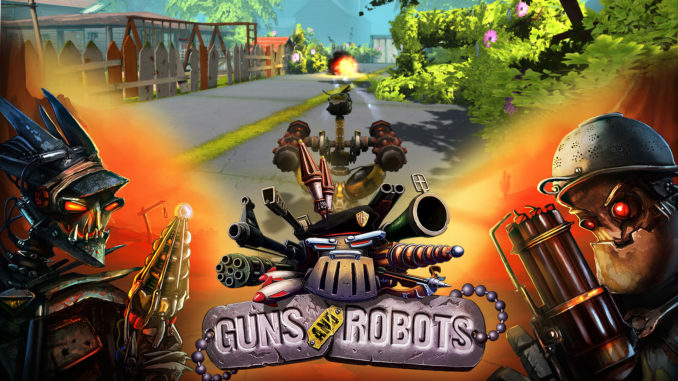 Let's Play Guns and Robots #002
