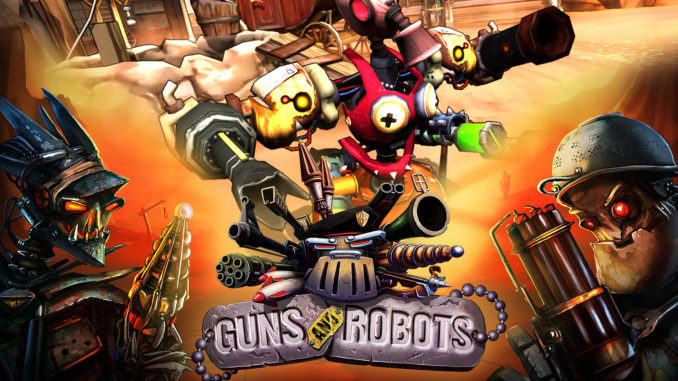 Let's Play Guns and Robots #003