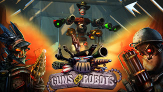 Let's Play Guns and Robots #004
