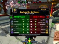 Team vs. Team