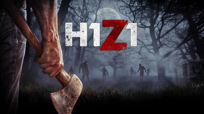 H1Z1 und die Zombieapokalypse