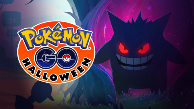 Halloween-Event 2017 in Pokémon GO