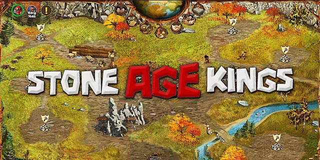Neue Welt im StoneAgeKings Onlinespiel