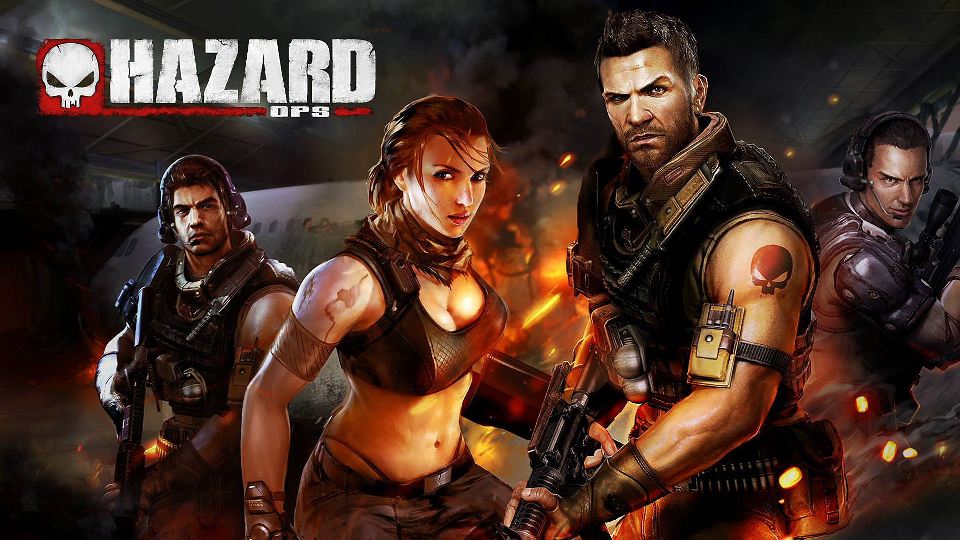 Hazard Ops - Neuer Action Shooter