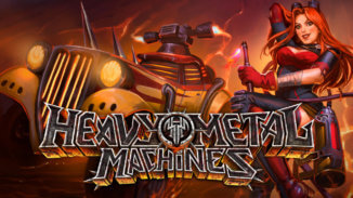 Heavy Metal Machines: MOBA auf Deutsch