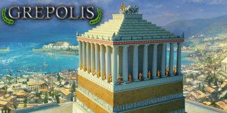 Neue Helden Welt Achilles kommt ins Grepolis Aufbauspiel Browsergame