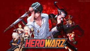HeroWarz ARPG auf Deutsch