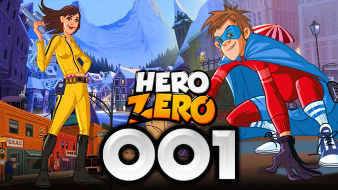 Let's Play Hero Zero #001