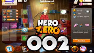 Let's Play Hero Zero #002