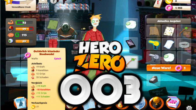 Let's Play Hero Zero #003