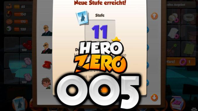 Let's Play Hero Zero #005
