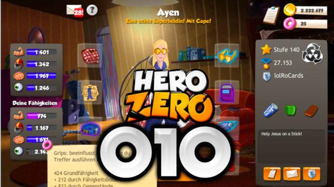 Let's Play Hero Zero #010