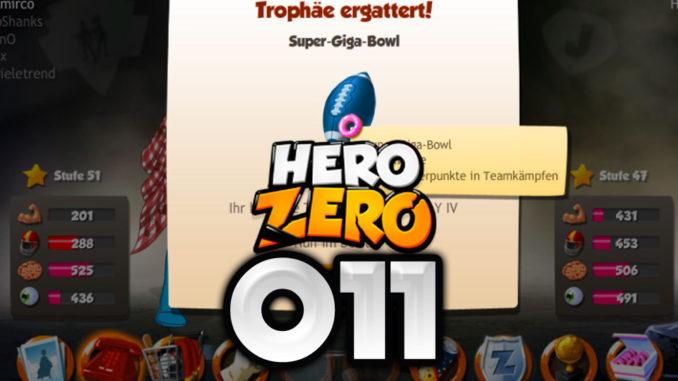 Let's Play Hero Zero #011