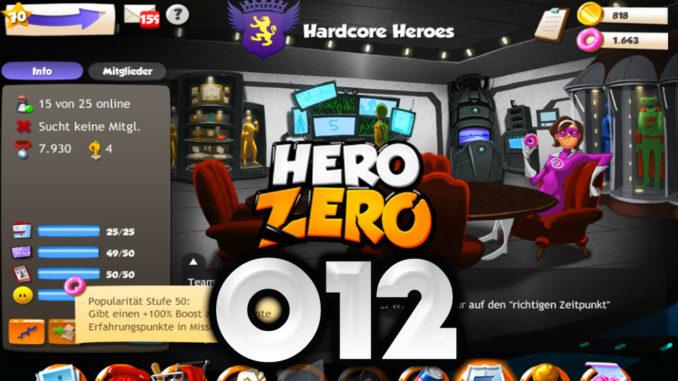 Let's Play Hero Zero #012