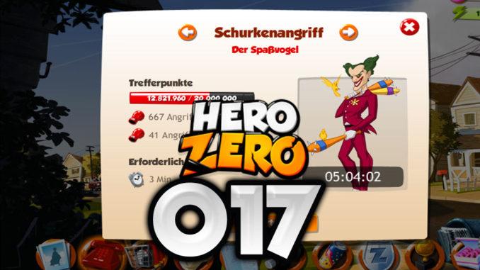 Let's Play Hero Zero #017