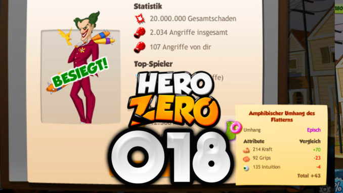 Let's Play Hero Zero #018