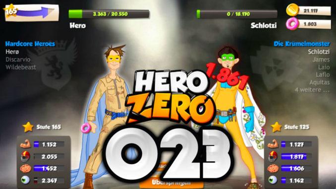 Let's Play Hero Zero #023