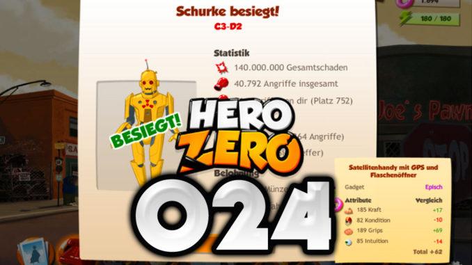 Let's Play Hero Zero #024