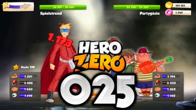 Let's Play Hero Zero #025