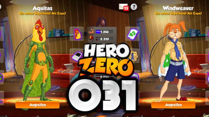 Let's Play Hero Zero #031