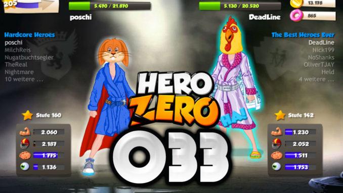 Let's Play Hero Zero #033