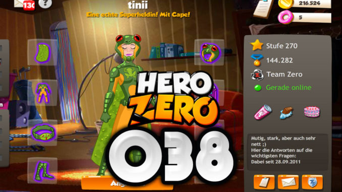 Let's Play Hero Zero #038