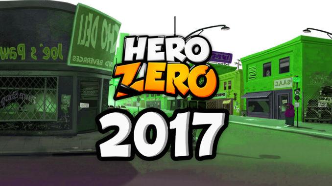Hero Zero 2.0 Update