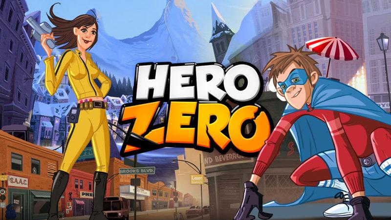Hero Zero Browsergame
