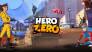 Hero Zero Flashgame online spielen