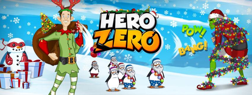 Hero Zero Weihnachtsevent 2016 Schurke