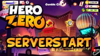 Hero Zero - Wann kommen neue Server?