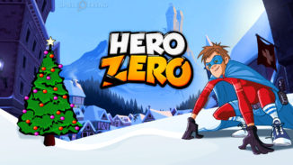 Christmas in Hero Zero 2016 Event