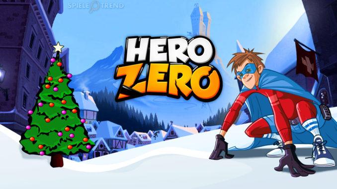 Christmas in Hero Zero 2016 Event