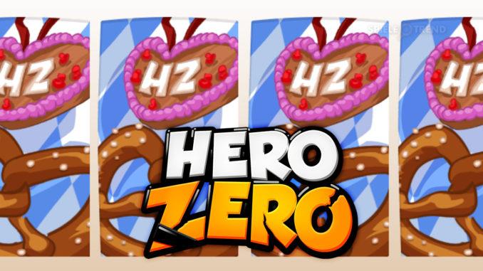 Das Oktober-Fest in Hero Zero