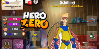 Hero Zero Online Update