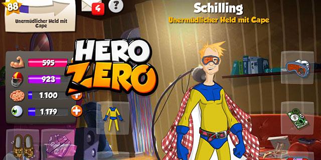 Hero Zero Online Update