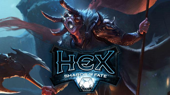 HEX nun mit drittem Kartenset