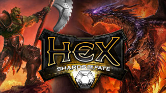 HEX Shards of Fate - Neues TGC Trading Card Game