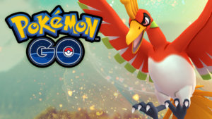 Ho-Oh Raids in Pokémon GO