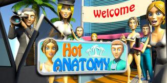 Hot Anatomy: Neuer Release für das Klinik Browsergame
