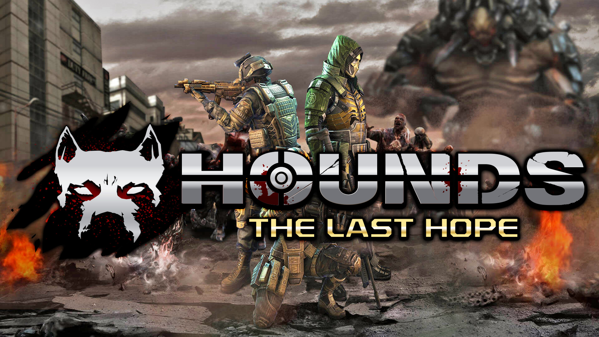Hounds, der Free-To-Play-Shooter ab 18