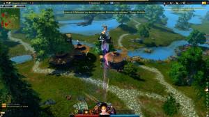 Fliegen im MMORPG