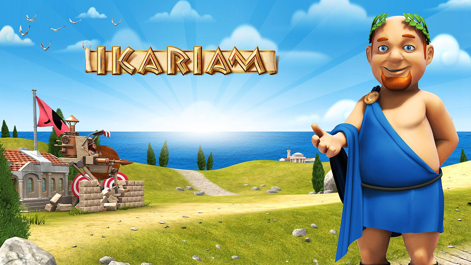 Ikariam - Handelssimulation im antiken Griechenland spielen