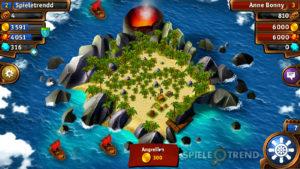 Kostenloses Insel-Aufbauspiel