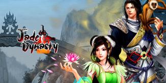 Neues Update in Jade Dynasty