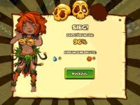 Sieg im Browserspiel Jungle Wars