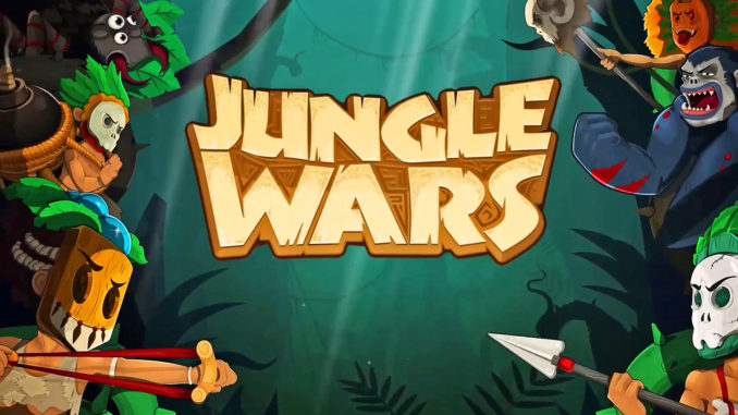 Jungle Wars Onlinegame