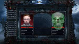 Spannende Kämpfe im Bloodmoon Browserspiel