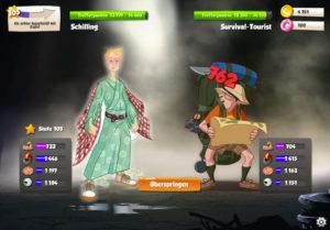 Neue Kampfmission im Browserspiel Hero Zero